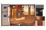 U104 Floor Plan