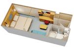 7677 Floor Plan