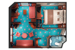 7678 Floor Plan
