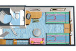 8305 Floor Plan