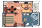 10518 Floor Plan