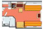 8532 Floor Plan
