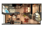 17019 Floor Plan