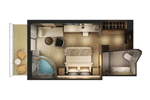 14732 Floor Plan