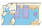 B731 Floor Plan