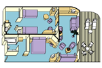 D105 Floor Plan