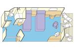 B740 Floor Plan