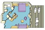 C400 Floor Plan