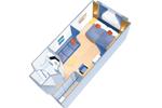 8574 Floor Plan