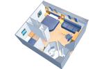 8502 Floor Plan