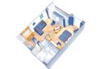 1566 Floor Plan