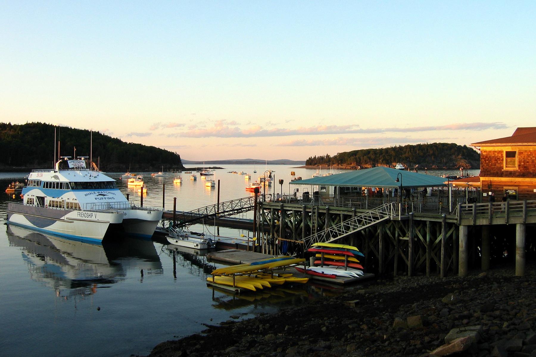 Bar Harbor, Maine Cruise Port - Cruiseline.com
