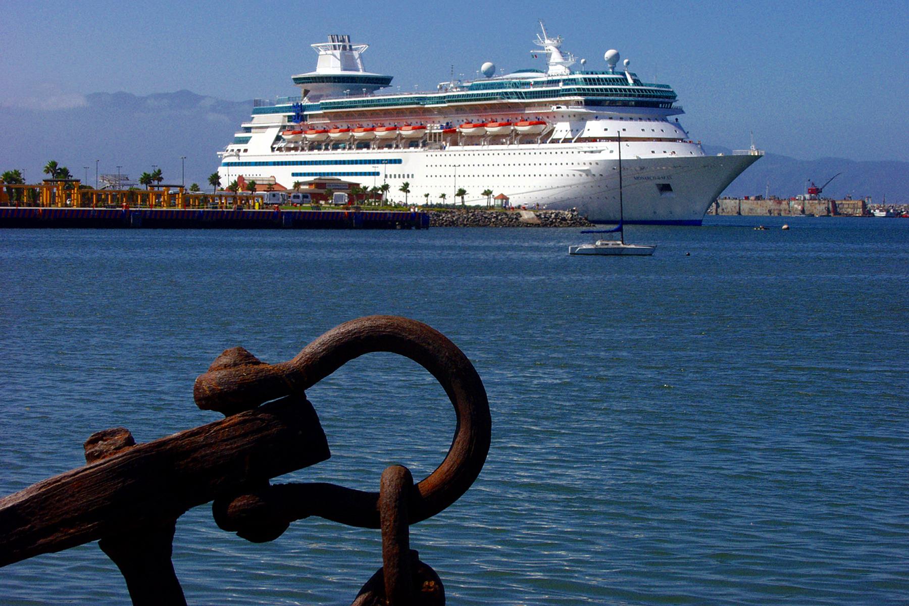 Ensenada Mexico Cruise Port Cruiselinecom - Cruise to ensenada