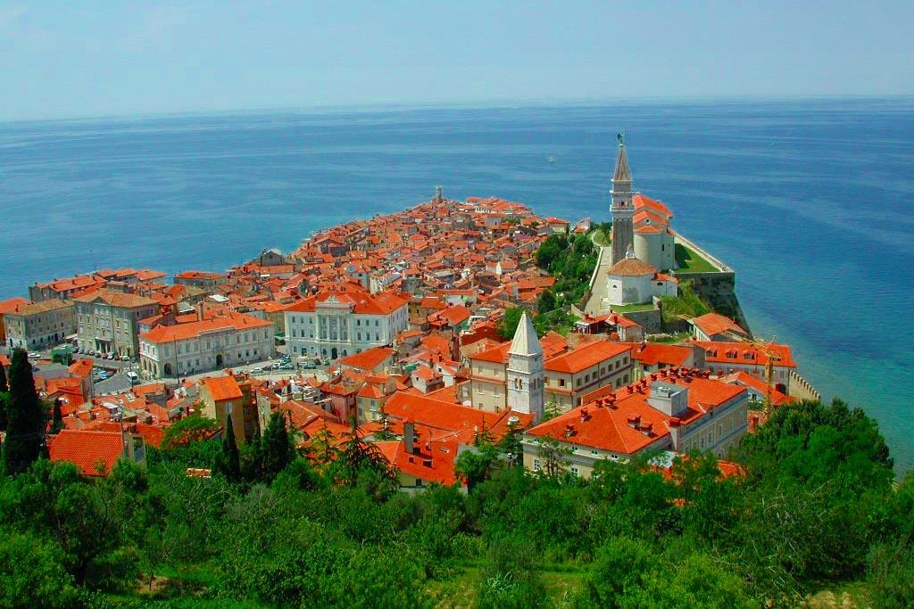 Koper Slovenia Cruise Port Cruiseline Com