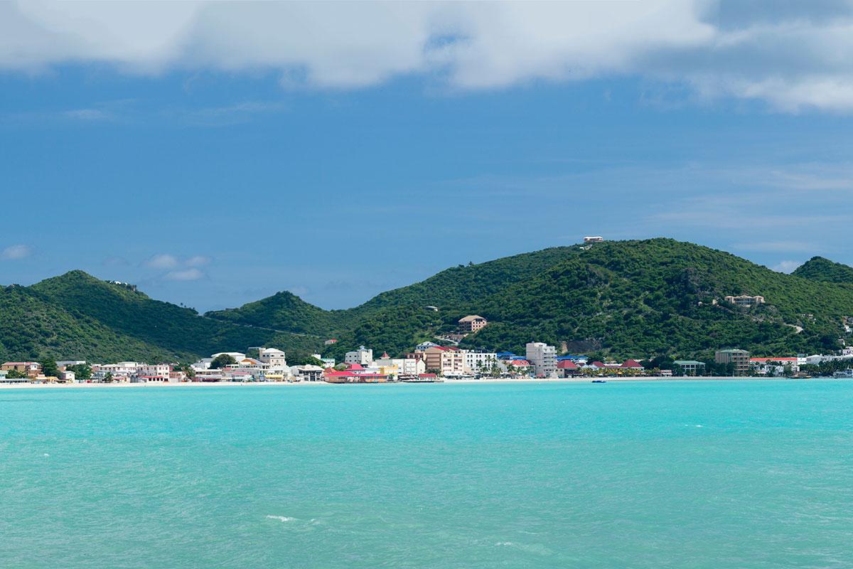 St Maarten Beaches Near Cruise Port