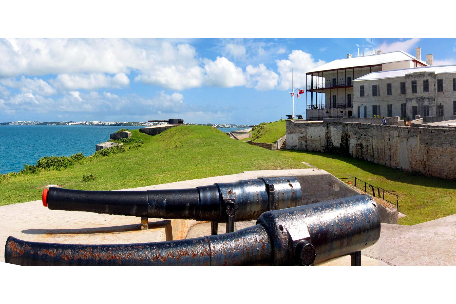 Royal Naval Dockyard, West End, Bermuda