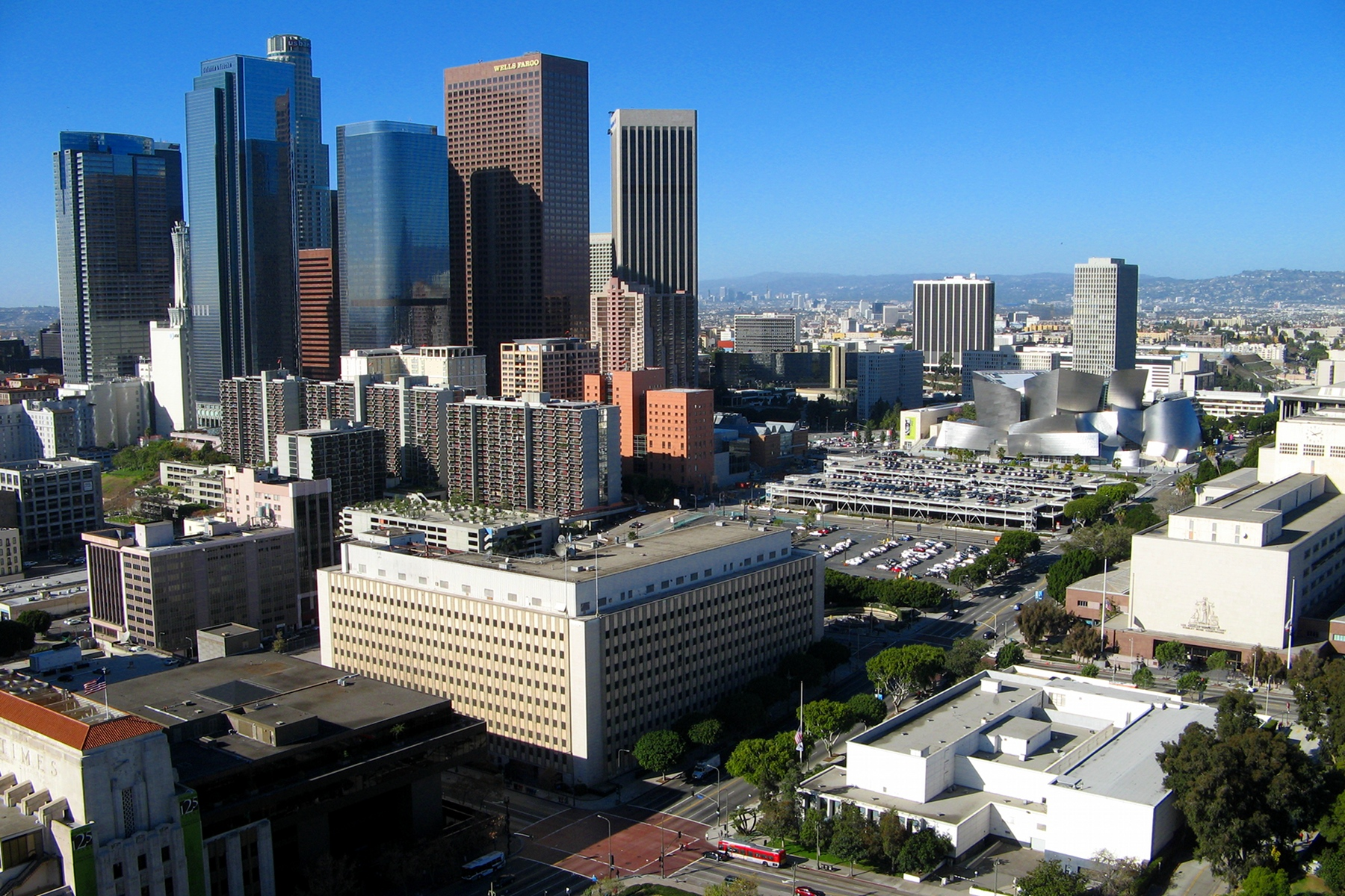 San Pedro Los Angeles California Cruise Port