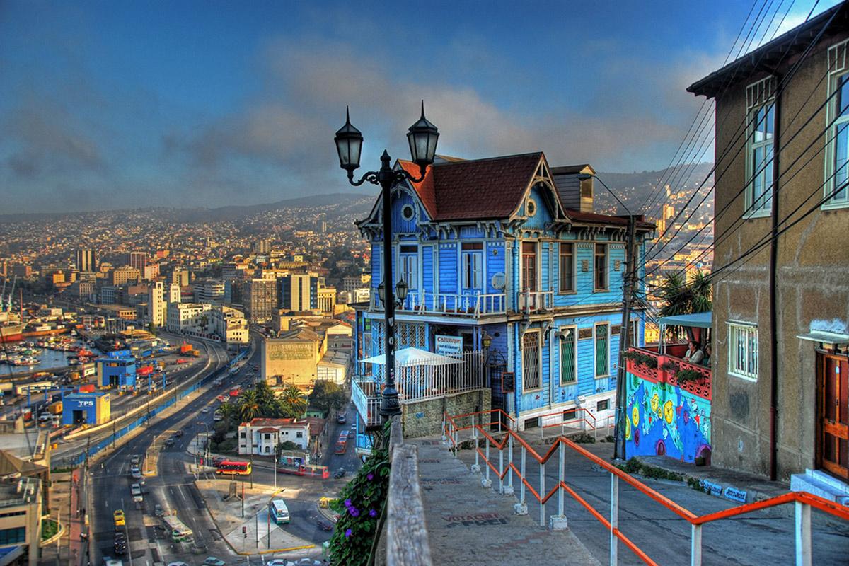 Valparaiso Santiago Chile Cruise Port Cruiseline Com
