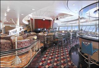 Jazz Lounge on Adventure of the Seas