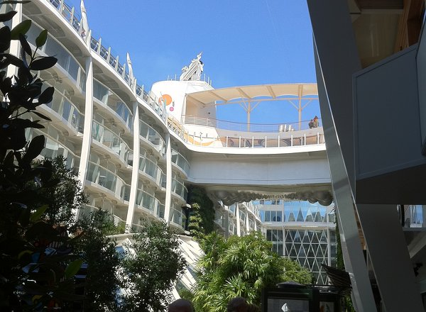 150 Central Park on Allure of the Seas