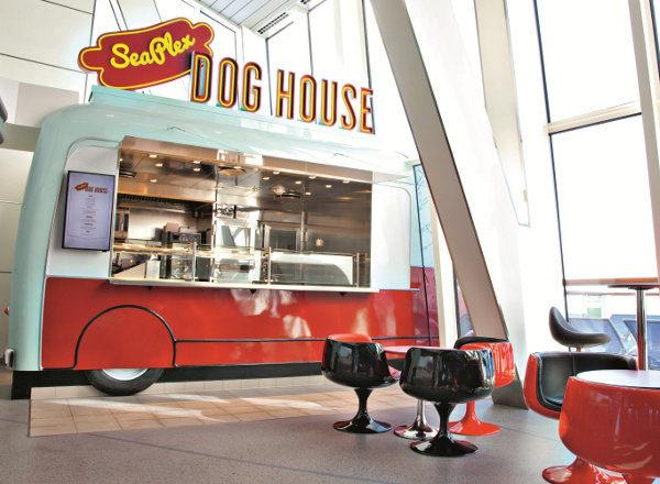 Seaplex Doghouse on Anthem of the Seas