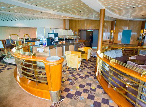 Concierge Club on Anthem of the Seas