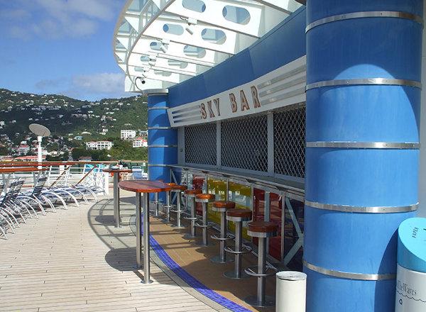 Sky Bar on Anthem of the Seas