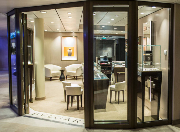 Bvlgari on Anthem of the Seas