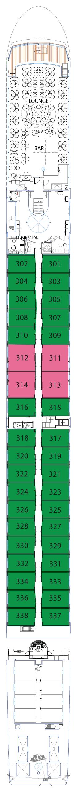 Royal Deck