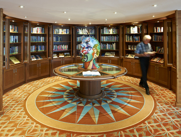 Library on Balmoral