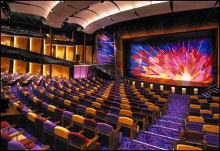 Pacifica Theatre on Brilliance of the Seas