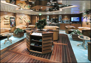 Concierge Club on Brilliance of the Seas