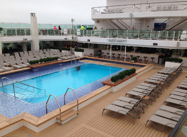 Riviera Pool on Britannia