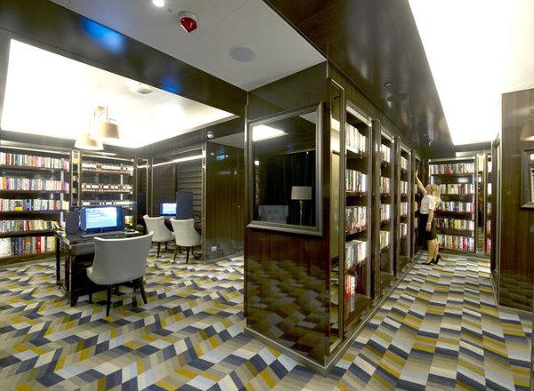 Library on Britannia