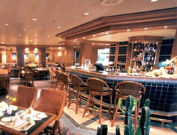 Morgan''s Bar on Caribbean Princess