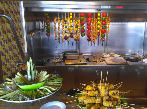 Tandoor on Carnival Dream