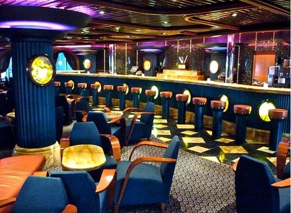 Society Bar on Carnival Ecstasy