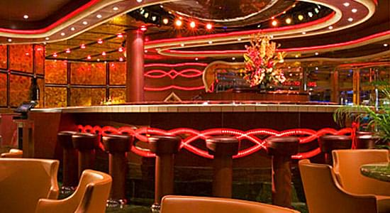 21st Century Bar on Carnival Fantasy