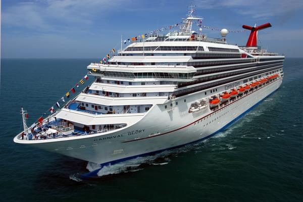 Carnival Glory Cruises From Miami Florida On For - Cruise ship schedule for grand cayman