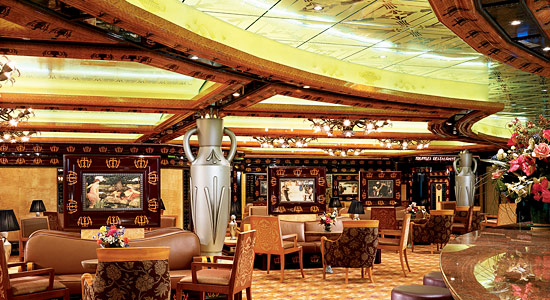 Atlantis Lounge on Carnival Legend