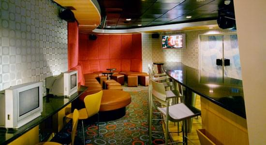 Club O2 on Carnival Sunshine