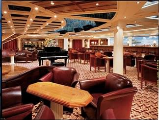 Ionian Room on Carnival Victory
