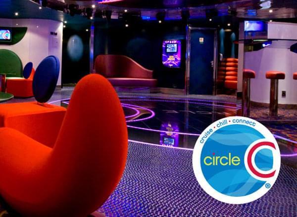 Circle C on Carnival Vista