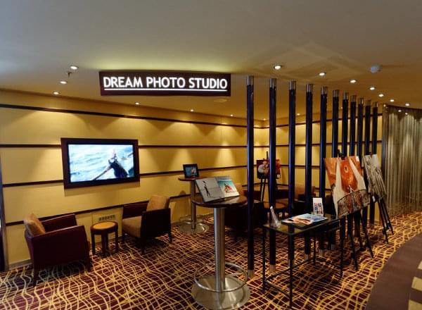 Dreams Studio on Carnival Vista