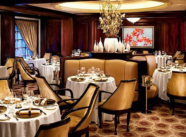 Murano Restaurant on Celebrity Century