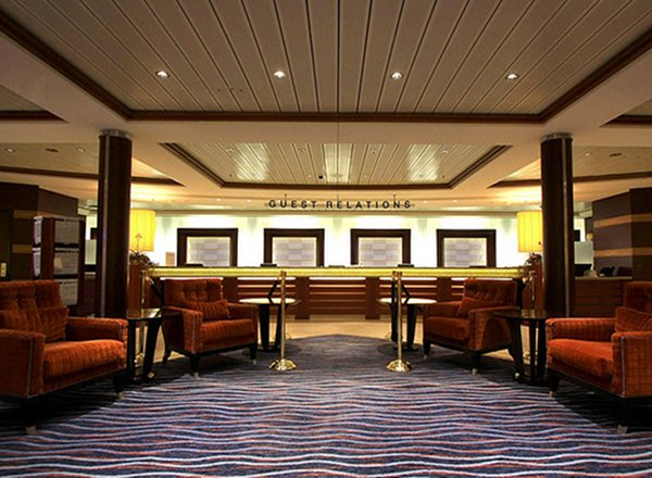 Guest Relations And Excursions on Celebrity Century