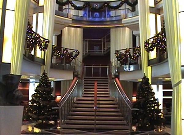 Grand Foyer on Celebrity Century