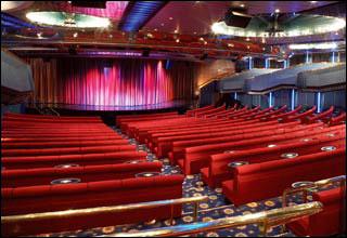 Celebrity Theater on Celebrity Century