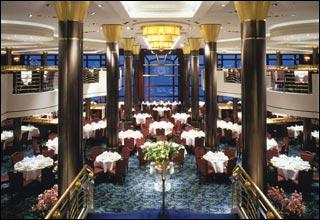 The Grand Restaurant on Celebrity Century
