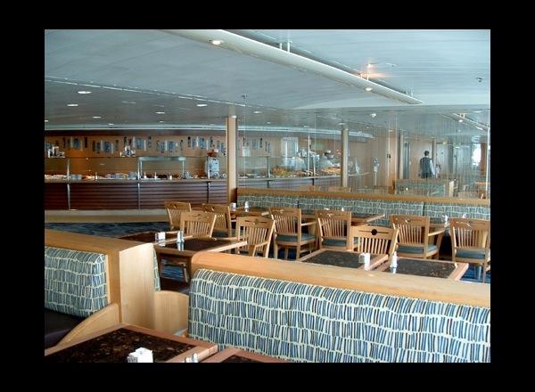 Islands Cafe on Celebrity Century